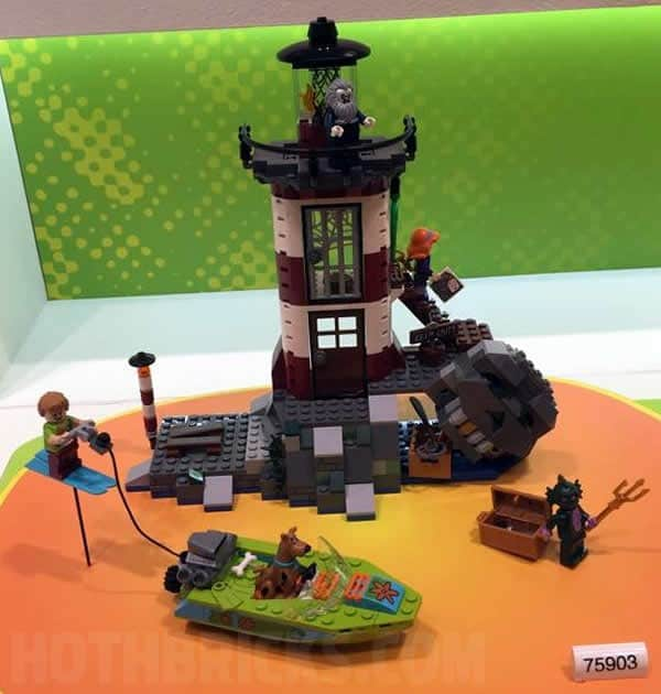 75903 Haunted Lighthouse