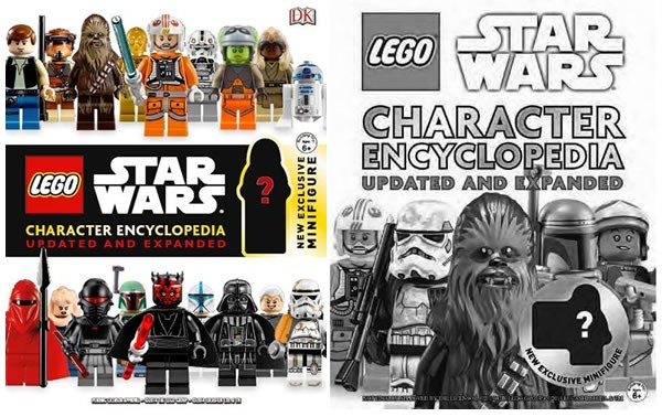 LEGO Star Wars Character Encyclopedia Updated & Expanded