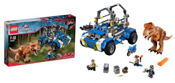 75918 T-Rex Tracker