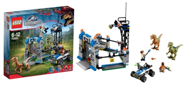 75920 Raptor Escape