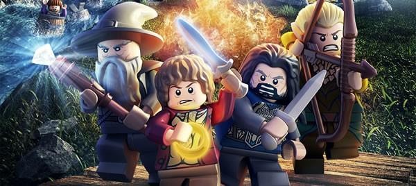 lego hobbit tt games