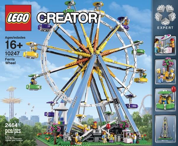 LEGO Creator Expert 10247 Ferris Wheel