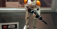 LEGO Star Wars Constraction Figures : Voici Clone Commander Cody