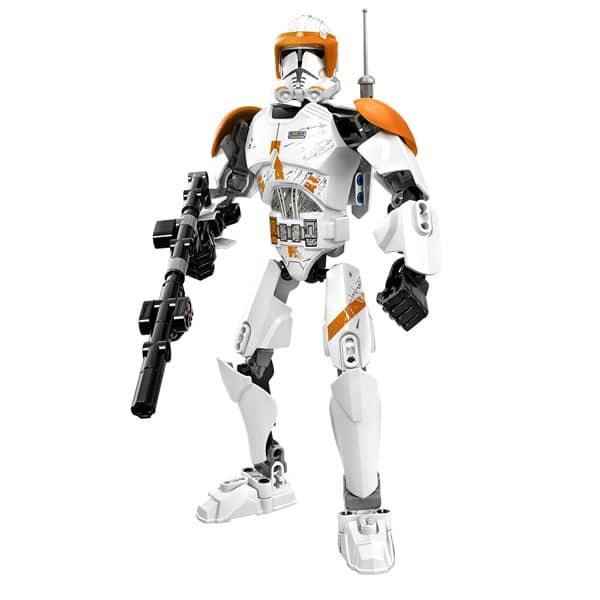 75108 Clone Commander Cody