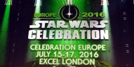 Star Wars Celebration Europe se déroulera à Londres en 2016 !