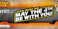 May the 4th be with you : La liste des sets en promo