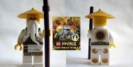 LEGO Ninjago Secret World of the Ninja : Voici la minifig exclusive