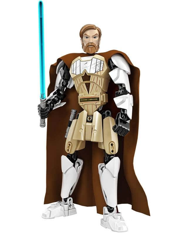 LEGO Star Wars Constraction Figure : Obi-Wan Kenobi