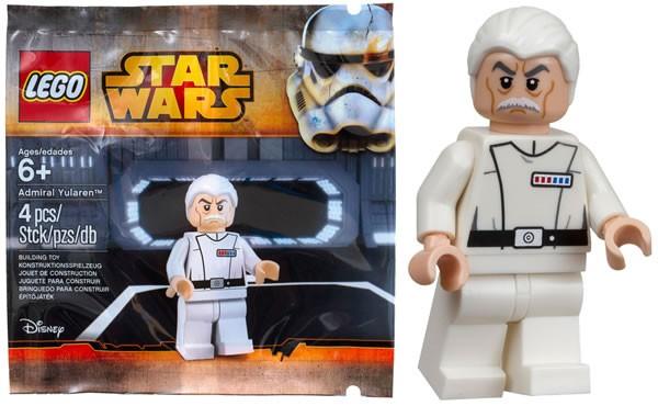 5002947 Admiral Yularen (LEGO Shop Exclusive)