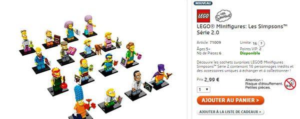 71009 series 2 the simpsons lego