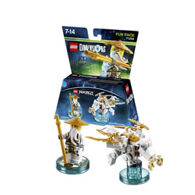 LEGO Dimensions 71234 Ninjago Fun Pack