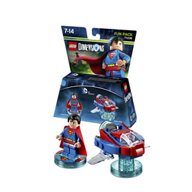 LEGO Dimensions 71236 DC Comics Fun Pack