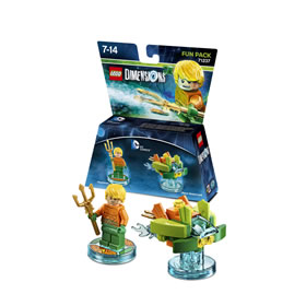 LEGO Dimensions 71237 DC Comics Fun Pack