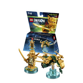LEGO Dimensions 71239 Ninjago Fun Pack