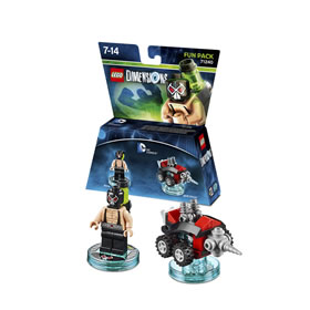 LEGO Dimensions 71240 DC Comics Fun Pack