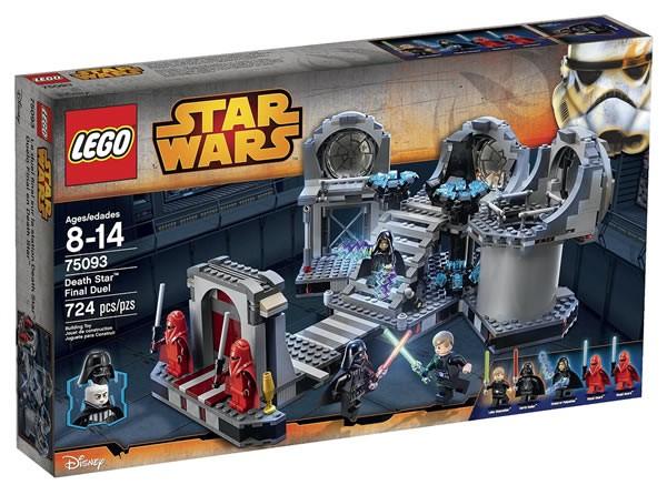 75093 Death Star Final Duel