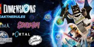LEGO Dimensions : Nouveaux packs Jurassic World, The Simpsons et Portal !