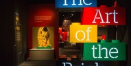 The Art of the Brick : L'expo de Nathan Sawaya est à Paris