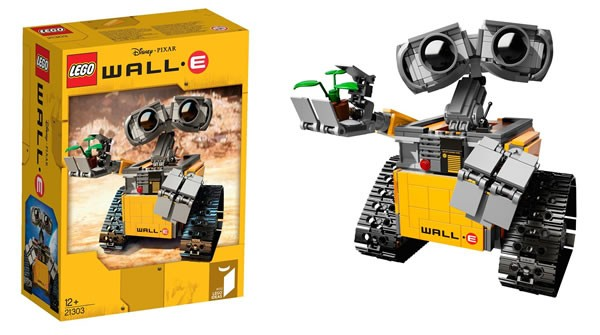 LEGO Ideas 21303 WALL•E