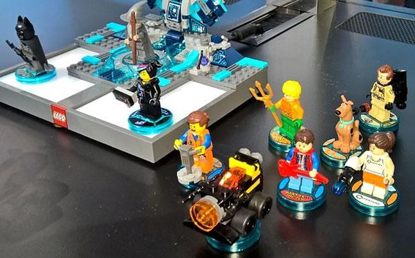 Roulette bricks lego dimensions