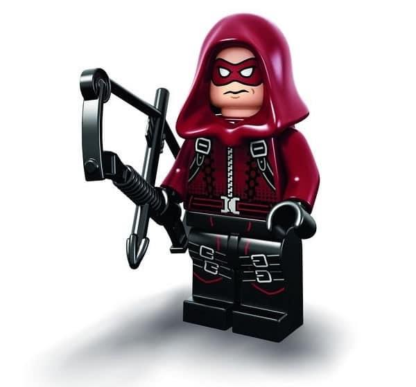 "SDCC 2015 Exclusive Minifigure : DC Comics Roy ""Arsenal"" Harper"