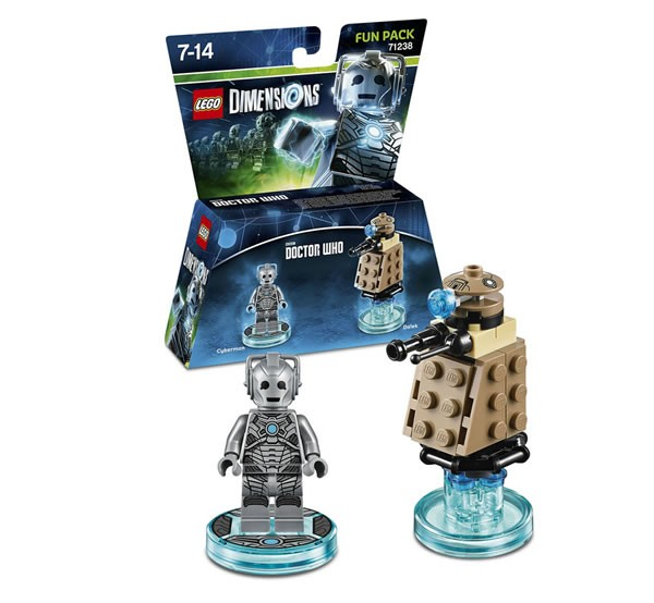 LEGO Dimensions 71238 Doctor Who Fun Pack