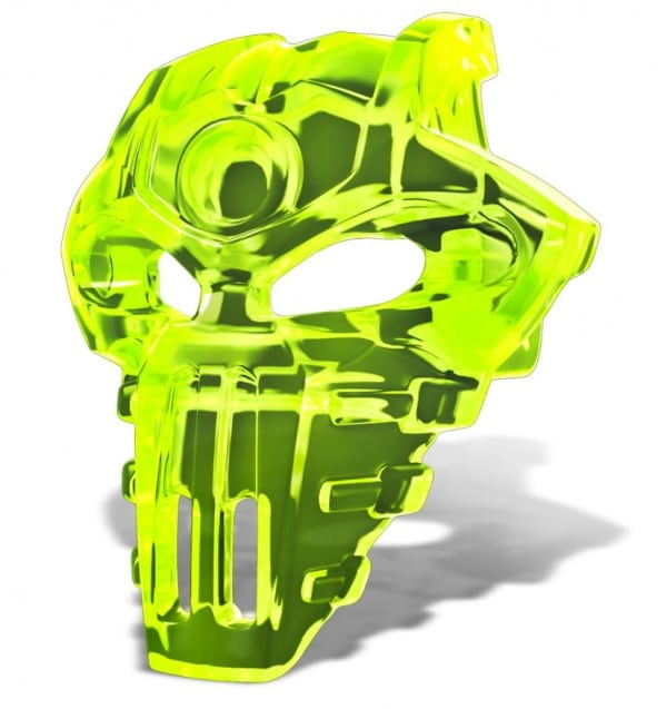 SDCC 2015 LEGO Bionicle Exclusive Skull Scorpio Mask