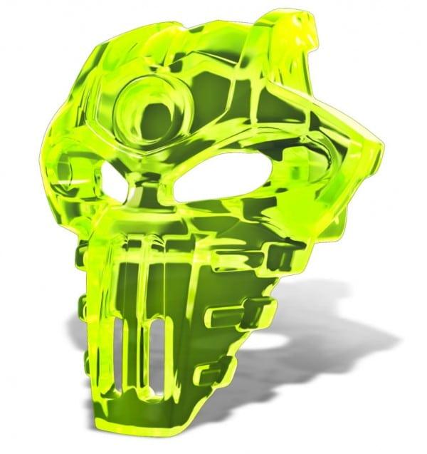 SDCC 2015 LEGO Bionicle Exclusive Skull Scorpio Mask