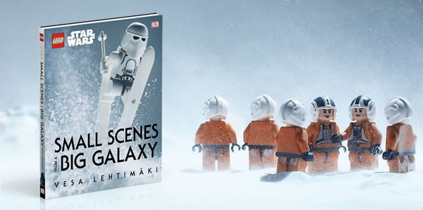 LEGO Star Wars : Small Scenes from a Big Galaxy