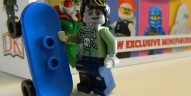 I Love That Minifigure : Voici le Zombie Skateboarder