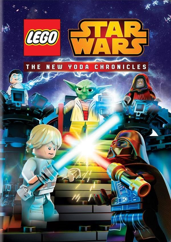LEGO Star Wars : The New Yoda Chronicles - La suite de la série que tu n'es plus sûr d'avoir vue en entier