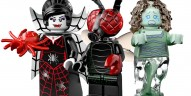 Collectible Minifigures Series 14 : Les visuels officiels