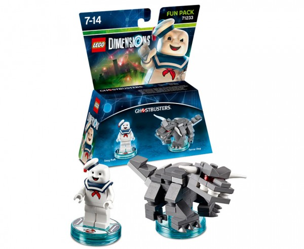 LEGO Dimensions 71233 Ghostbusters Fun Pack