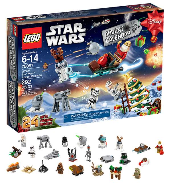 75097 LEGO Star Wars Advent Calendar 2015