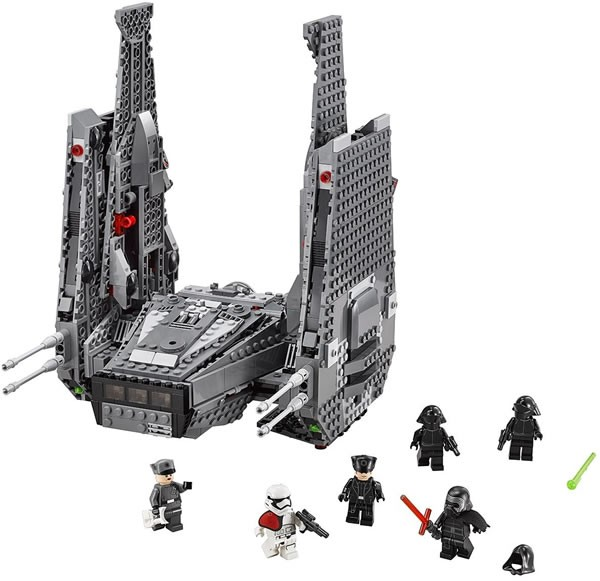 75104 Kylo Ren's Command Shuttle
