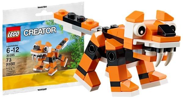 Creator 30285 Tiger