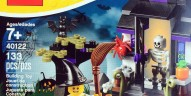 LEGO Seasonal 40122 Trick or Treat : Premiers visuels