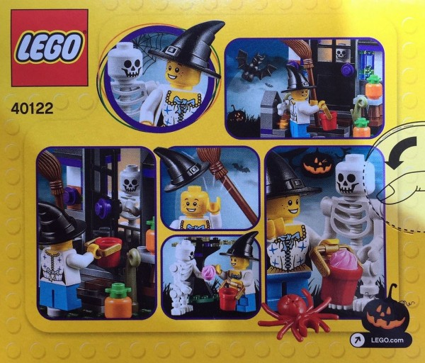 LEGO Seasonal 40122 Trick or Treat