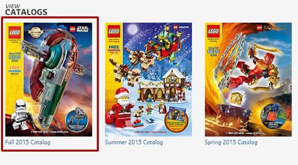 Lego city 2015 fall sets - 7b6