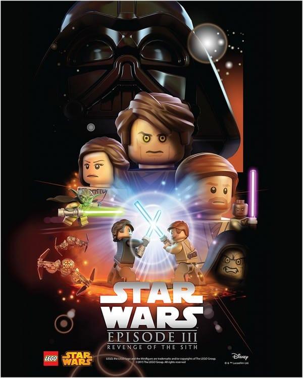 5004746 LEGO Star Wars Episode III Revenge of the Sith