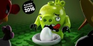 LEGO Angry Birds : Voici les Bad Piggies
