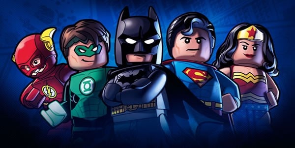 LEGO DC Character Encyclopedia