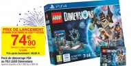 LEGO Dimensions Starter Pack : 74.90 € chez Carrefour