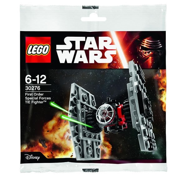 30276 First Order Special Forces Tie Fighter