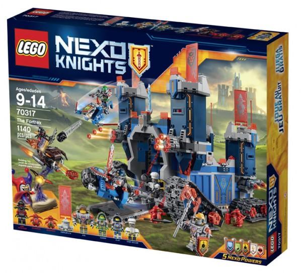 LEGO Nexo Knights : 70317 Fortrex
