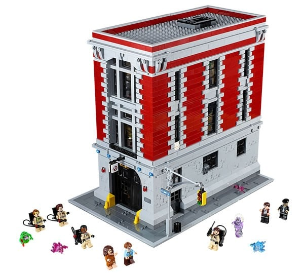 75827 Ghostbusters Firehouse Headquarters