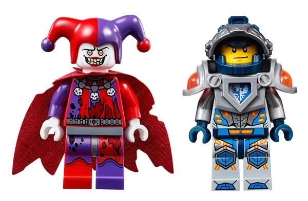 LEGO Nexo Knights : Jestro & Clay