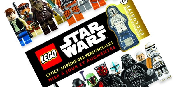 L 39 encyclop die des personnages lego star wars bient t disponible en fran ais hoth bricks - Lego star wars personnage ...