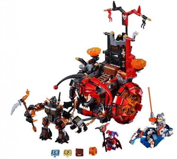 LEGO Nexo Knights : 70316 Jestro's Evil Mobile