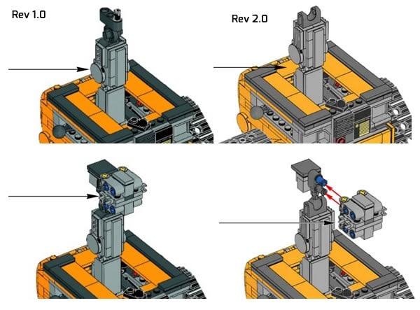 LEGO Ideas 21303 WALL-E